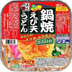 五木食品 鍋焼えび天うどん(1コ入)(発送可能時期:3-7日(通常))[うどん・そば・そうめん他]