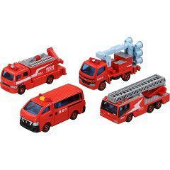 トミカ トミカギフト 消防車両 コレクション2(1セット)(発送可能時期:3-7日(通常))[電車・ミニカー]