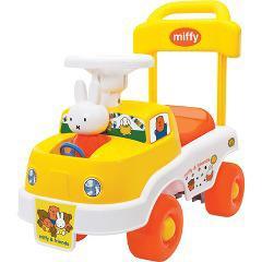 永和 乗用玩具ミッフィーフレンドカー(1コ入)(発送可能時期:1週間-10日(通常))[のりもの]【送料無料】
