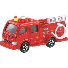 トミカ 箱041 モリタ CD-1型 ポンプ消防車(1コ入)(発送可能時期:3-7日(通常))[電車・ミニカー]