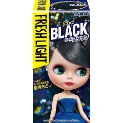 フレッシュライト ミルキー髪色もどし クールブラック(1セット)(発送可能時期:3-7日(通常))[髪色戻し]