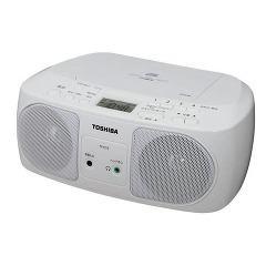 東芝 CDラジオ TY-C15 W(1台)(発送可能時期:3-7日(通常))[ラジカセ]