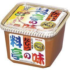 料亭の味(750g)(発送可能時期:3-7日(通常))[味噌 (みそ)]
