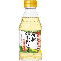 国産有機米使用 日の出寿 純米料理酒(300mL)(発送可能時期:1週間-10日(通常))[調味料 その他]