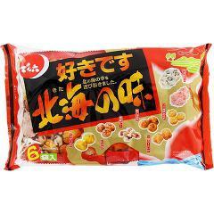 【訳あり】好きです北海の味(130g)(発送可能時期:3-7日(通常))[豆菓子]