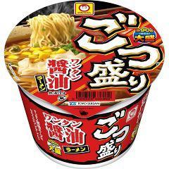 マルちゃん ごつ盛り ワンタン醤油ラーメン(1コ入)(発送可能時期:3-7日(通常))[カップ麺]