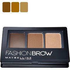 メイベリン ファッションブロウ パレット BR-3 明るい茶色(3.0g)(発送可能時期:3-7日(通常))[アイブロウリキッド・パウダー]