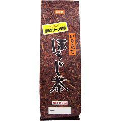 国太楼 いり立てほうじ茶(200g)(発送可能時期:1週間-10日(通常))[緑茶]