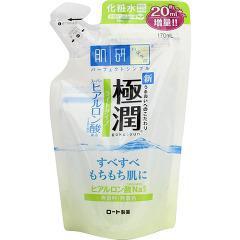 肌研(ハダラボ) 極潤 ヒアルロン液 ライトタイプ つめかえ用(170mL)(発送可能時期:3-7日(通常))[化粧水 さっぱり]