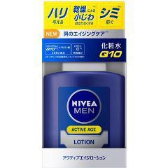ニベアメンアクティブエイジローションQ10((100mL))(発送可能時期:3-7日(通常))[男性用 化粧水]