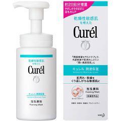キュレル 泡洗顔料(150mL)(発送可能時期:3-7日(通常))[洗顔 その他]