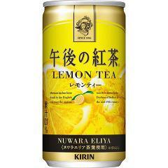 午後の紅茶 レモンティー(185g*20本入)(発送可能時期:1週間-10日(通常))[紅茶の飲料(フレーバー)]