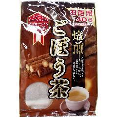 焙煎ごぼう茶 お徳用(3g*40包)(発送可能時期:3-7日(通常))[お茶 その他]