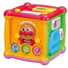 アンパンマン よくばりキューブ(1セット)(発送可能時期:1-3日(通常))[ベビー玩具・赤ちゃんおもちゃ その他]