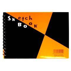 図案シリーズ スケッチブック B6(1冊) (発送可能時期:1週間-10日(通常))[文房具 その他]