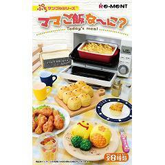 ぷちサンプル ママご飯な〜に?(1BOX)(発送可能時期:3-7日(通常))[ベビー玩具・赤ちゃんおもちゃ その他]