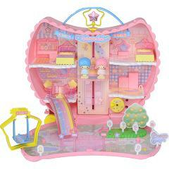 こえだちゃん キキ&ララ 月のおうち(1セット)(発送可能時期:3-7日(通常))[ベビー玩具・赤ちゃんおもちゃ その他]