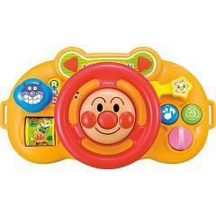 アンパンマン おでかけメロディハンドル(1コ入)(発送可能時期:1週間-10日(通常))[ベビー玩具・赤ちゃんおもちゃ その他]