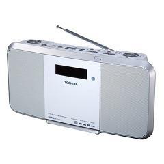 東芝 SD/USB/CDラジオ TY-CRX71 S(1台)(発送可能時期:3-7日(通常))[ラジカセ]