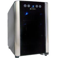 プラスラウンジ フルフラットタッチパネル仕様 6本収納ワインセラー LNE-W306B(1台)(発送可能時期:3-7日(通常))[ワインセラー]