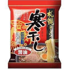 札幌ラーメン寒干し 醤油(1食入)(発送可能時期:1週間-10日(通常))[中華麺・ラーメン]