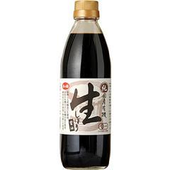 国産有機 生しぼり醤油(500mL)(発送可能時期:3-7日(通常))[醤油 (しょうゆ)]