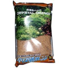 クリスタルオレンジ(5kg)(発送可能時期:3-7日(通常))[観賞魚用 砂]