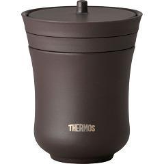 サーモス 保温湯呑み JCZ-200 クリ(1コ入)(発送可能時期:3-7日(通常))[水筒]
