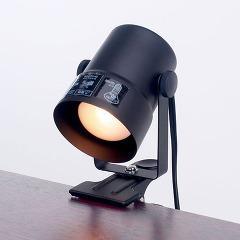 エルパ クリップライト SPOT-CR40(BK)(1コ入)(発送可能時期:3-7日(通常))[クリップライト]