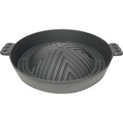 PS ジンギスカン鍋 深型(1コ入)(発送可能時期:3-7日(通常))[鍋]