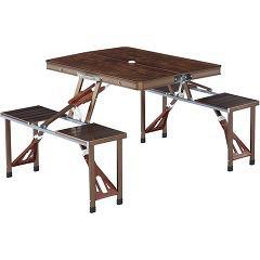 ノースイーグル アルミピクニックテーブル クラシック NE1386(1台)(発送可能時期:3-7日(通常))[イス・テーブル その他]