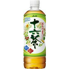 十六茶(600mL*48本)(発送可能時期:1-5日(通常))[ブレンド茶]