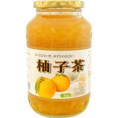 おいしい柚子茶(ゆず茶) ゆず50%含有(1kg)(発送可能時期:3-7日(通常))[お茶 その他]