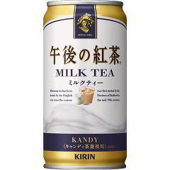 午後の紅茶 ミルクティー(185g*20本入)(発送可能時期:3-7日(通常))[紅茶の飲料(ミルク)]