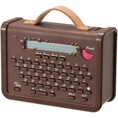 マスキングテーププリンター こはる MP10 ブラウン(1台)(発送可能時期:3-7日(通常))[プリンター]