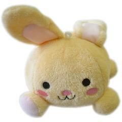 SC ふわふわボール ウサギ FA-61(1コ入)(発送可能時期:3-7日(通常))[犬のおもちゃ・しつけ]