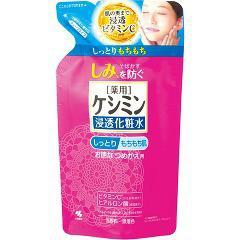 ケシミン液 しっとりタイプ つめ替用(140ml)(発送可能時期:3-7日(通常))[保湿化粧水]