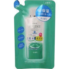 モイスタージュ エッセンスローション さっぱり 詰替用(200mL)(発送可能時期:3-7日(通常))[化粧水 さっぱり]