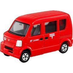 トミカ 箱068 郵便車(1コ入)(発送可能時期:3-7日(通常))[電車・ミニカー]