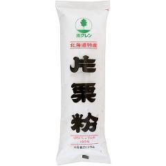 北海道産の馬鈴しょでん粉100% 片栗粉(250g)(発送可能時期:1週間-10日(通常))[粉類その他]