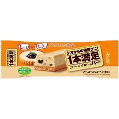 1本満足バー チーズタルト(1本入)(発送可能時期:1週間-10日(通常))[スナック菓子]