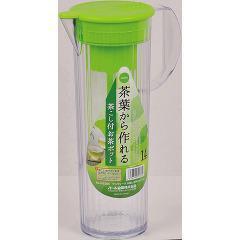 アンディーヌ 水出しお茶ポット 1.4L H-5305(1コ入)(発送可能時期:3-7日(通常))[キッチン用品 その他]