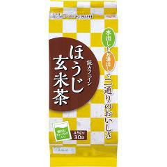 OSK 国産ほうじ玄米茶(4.5g*30袋入)(発送可能時期:3-7日(通常))[ほうじ茶]
