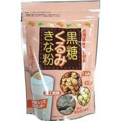 黒糖くるみきな粉(220g)(発送可能時期:3-7日(通常))[きな粉]