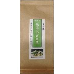 静岡茶 抹茶入玄米茶(200g)(発送可能時期:1週間-10日(通常))[玄米茶]