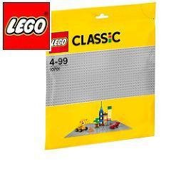 レゴ クラシック 基礎板 10701 グレー(1枚入)(発送可能時期:1-3日(通常))[ベビー玩具・赤ちゃんおもちゃ その他]