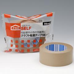 クラフト粘着テープSE PK-2370(1コ入)(発送可能時期:3-7日(通常))[接着剤・補修用品]