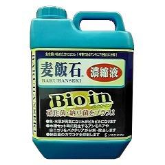 麦飯石濃縮液 バイオイン(2L)(発送可能時期:3-7日(通常))[アクアリウム用水質調整]