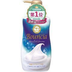 バウンシア ボディソープ 清楚なホワイトフローラルの香り ポンプ付(550mL)(発送可能時期:3-7日(通常))[ボディソープ]
