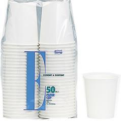 サンナップ Eカップ 205mL(50コ入)(発送可能時期:3-7日(通常))[紙コップ]